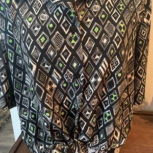 Tops - Vintage Joan Leslie blouse